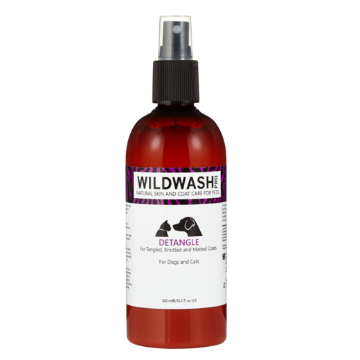 WildWash PRO Detangle Spray for Dogs and Puppies 300ml