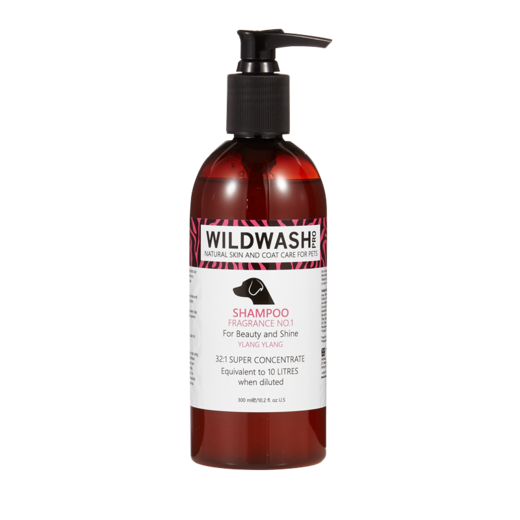 WildWash PRO Fragrance No.1 Shampoo 300ml