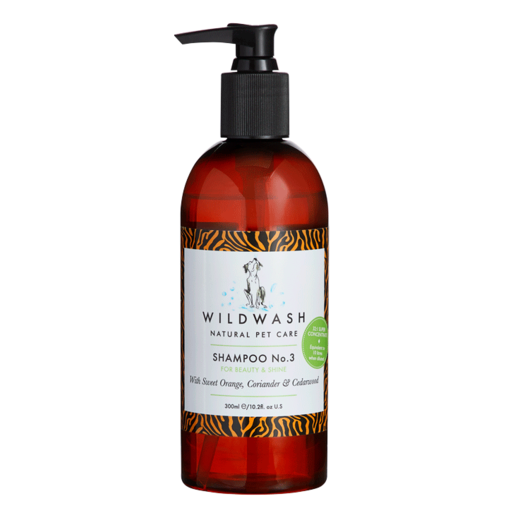 WildWash PRO Fragrance No.3 Shampoo 300ml