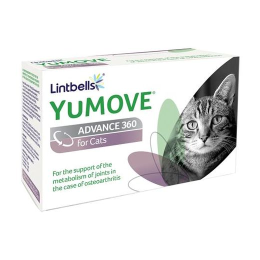 YuMOVE ADVANCE 360 for Cats